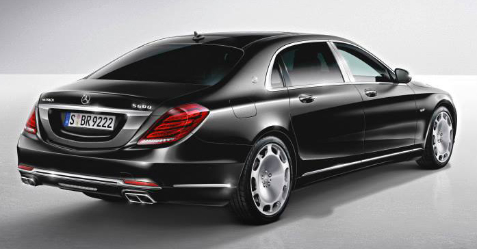 Mercedes-Maybach S 600 – all about the wheelbase! Image #290728