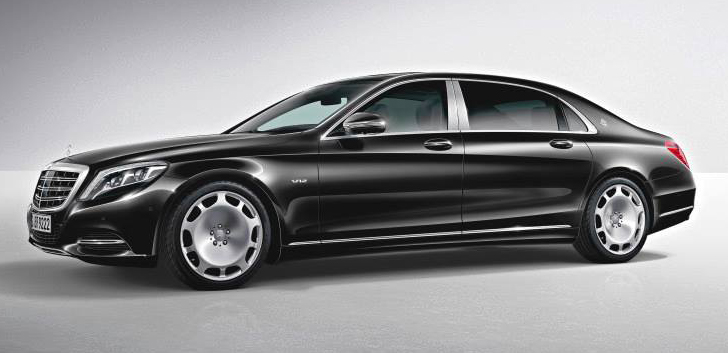 Mercedes-Maybach S 600 – all about the wheelbase! Image #290729