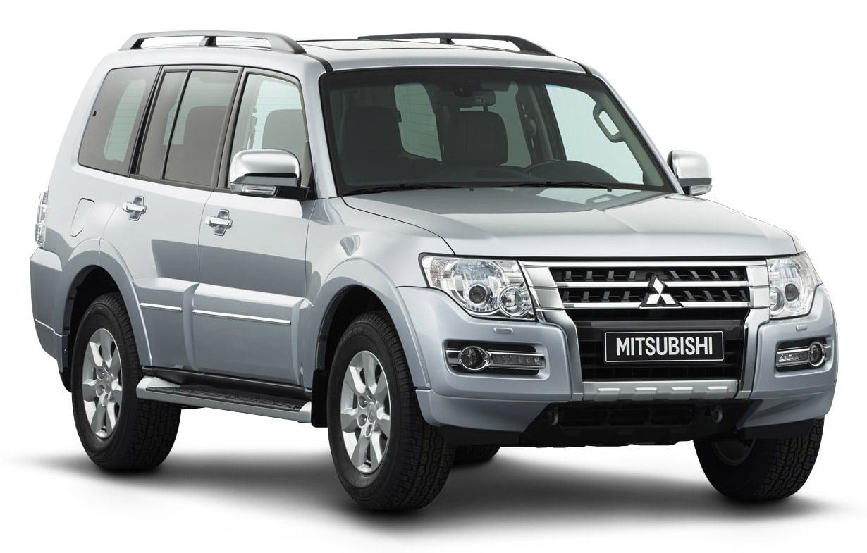 Mitsubishi Pajero future uncertain - weight and fuel economy