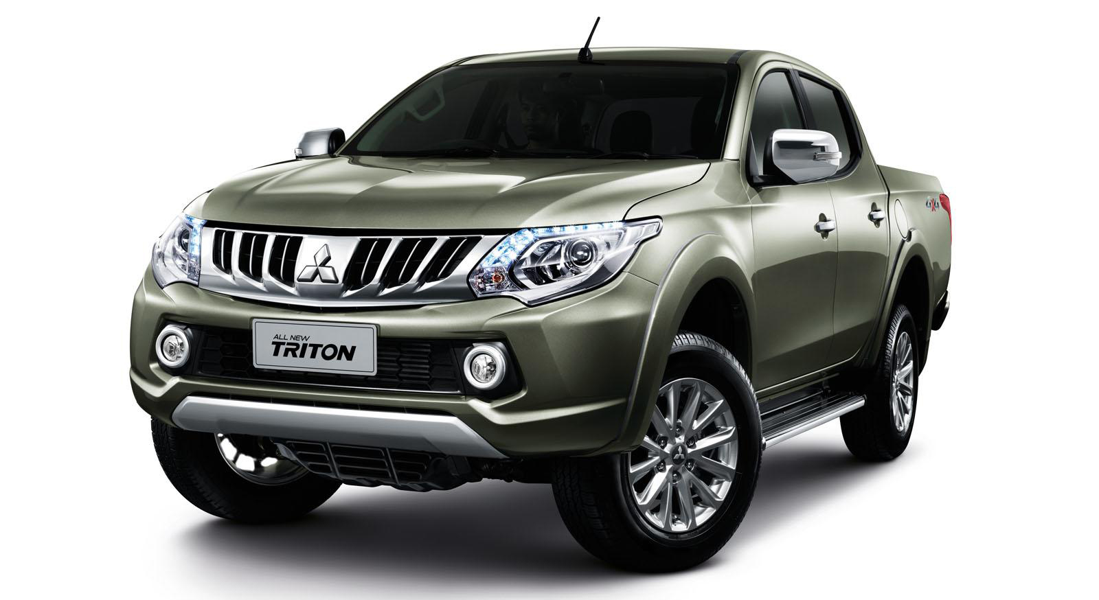 Back to Story: 2015 Mitsubishi Triton unveiled, gets new 2.4L engine
