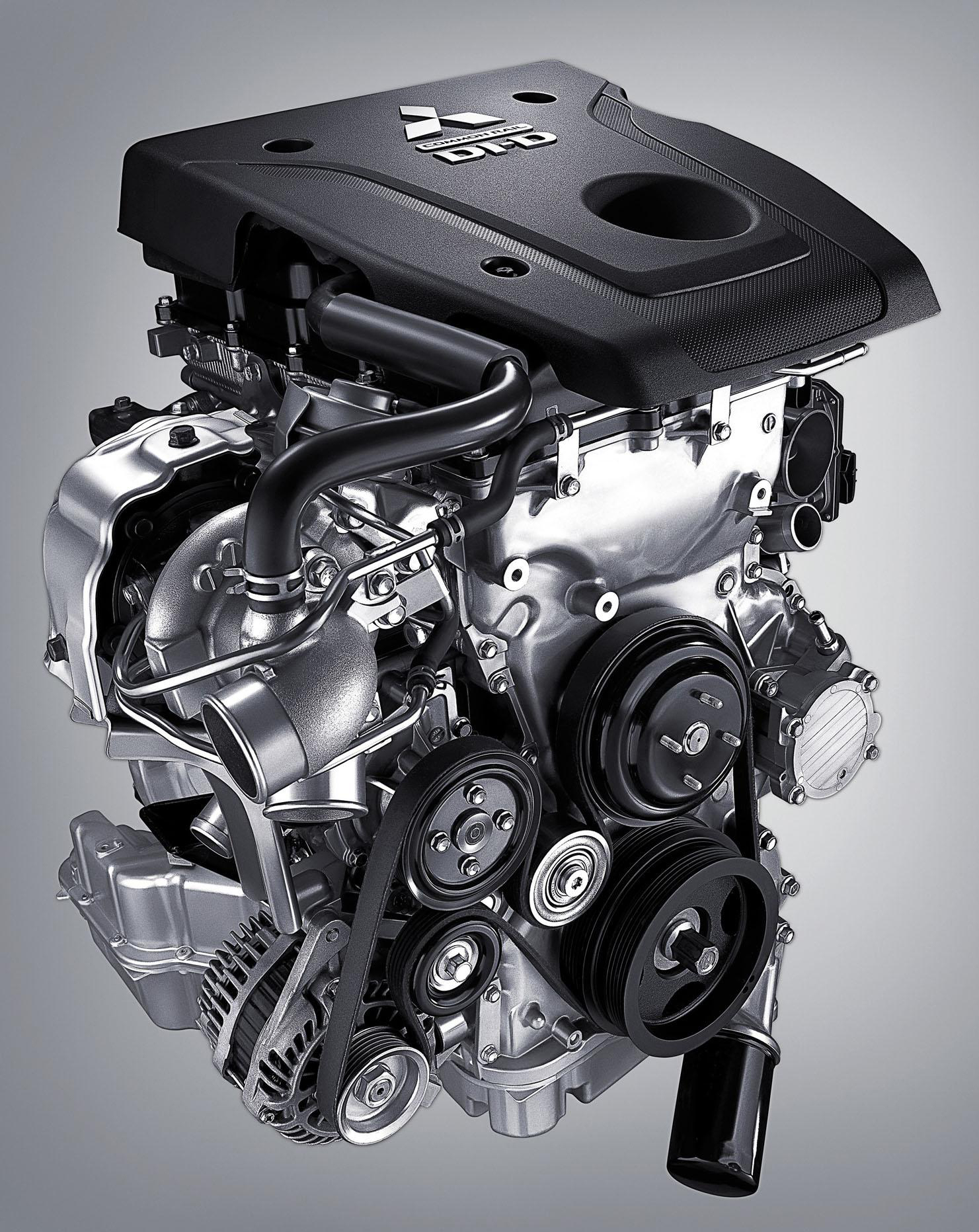 2015 Mitsubishi Triton Unveiled Gets New 2 4l Engine