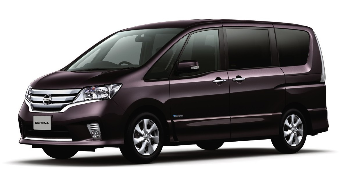 nissan serena s hybrid cbu recalled in malaysia. Black Bedroom Furniture Sets. Home Design Ideas