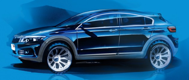 Qoros 3 City SUV to be unveiled in Guangzhou