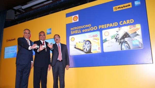 shell easigo amex
