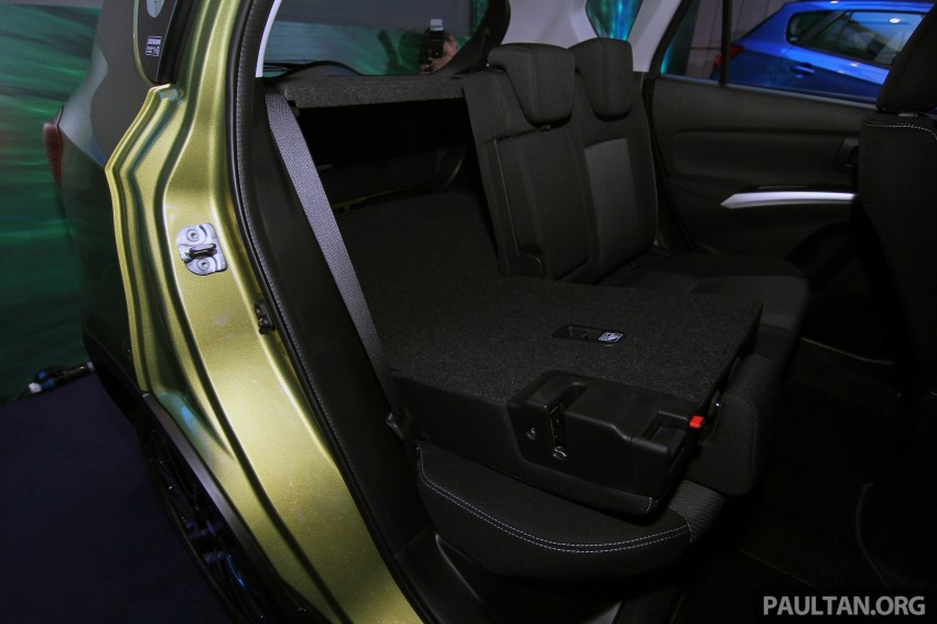 Suzuki S-Cross launched in Malaysia – 2WD, RM130k Image #289821