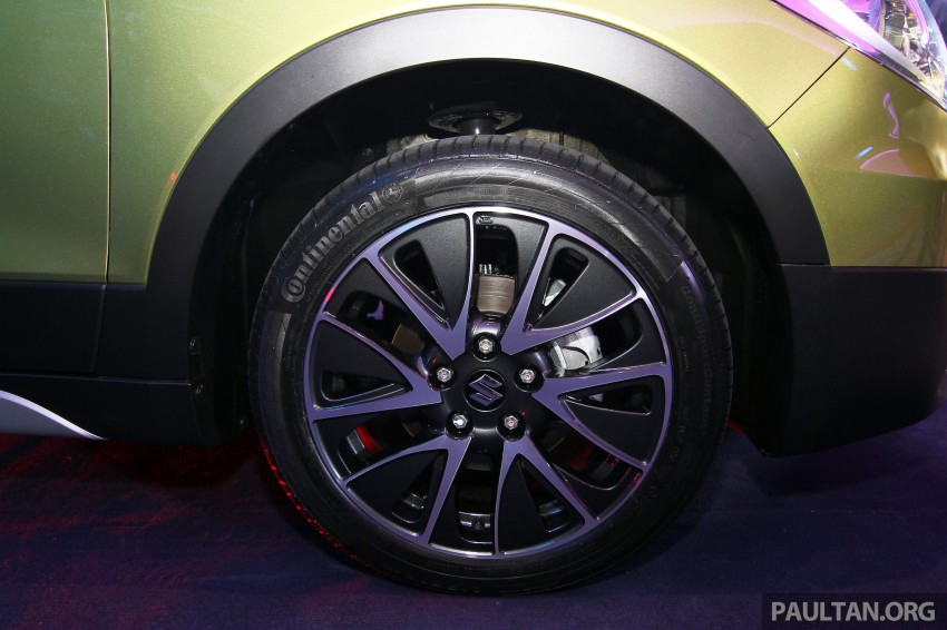 Suzuki S-Cross launched in Malaysia – 2WD, RM130k Image #289832