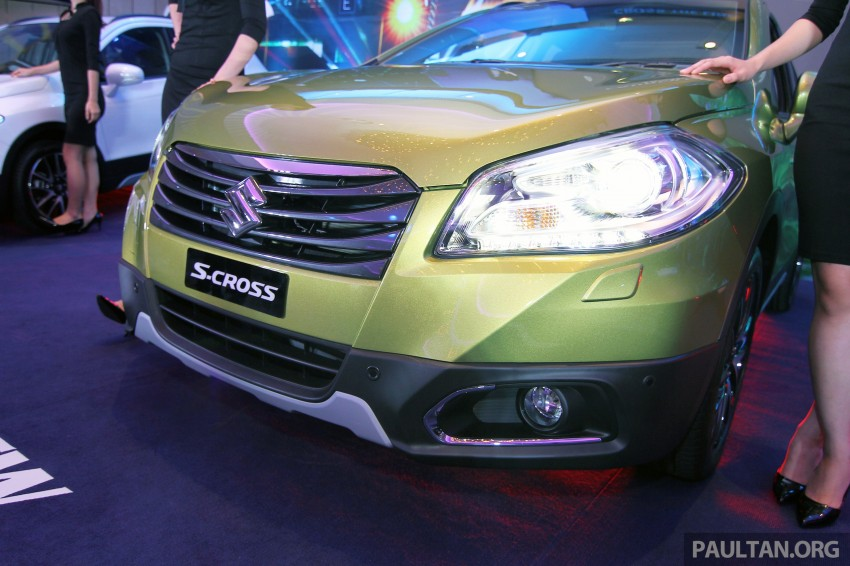 Suzuki S-Cross launched in Malaysia – 2WD, RM130k Image #289842