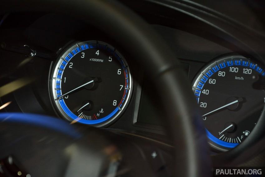 Suzuki S-Cross displayed at Matrade ahead of launch Image #288369