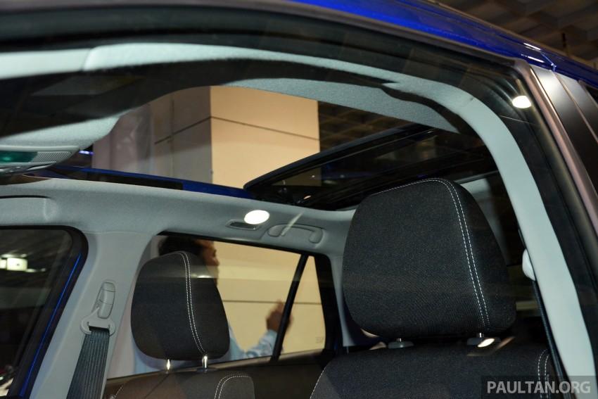 Suzuki S-Cross displayed at Matrade ahead of launch Image #288374