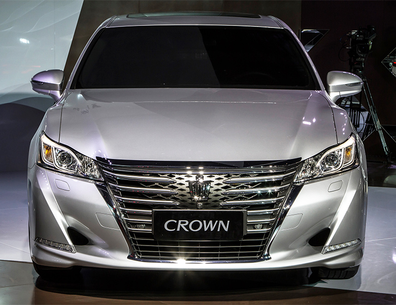 Toyota Crown China Spec S210 Debuts In Guangzhou