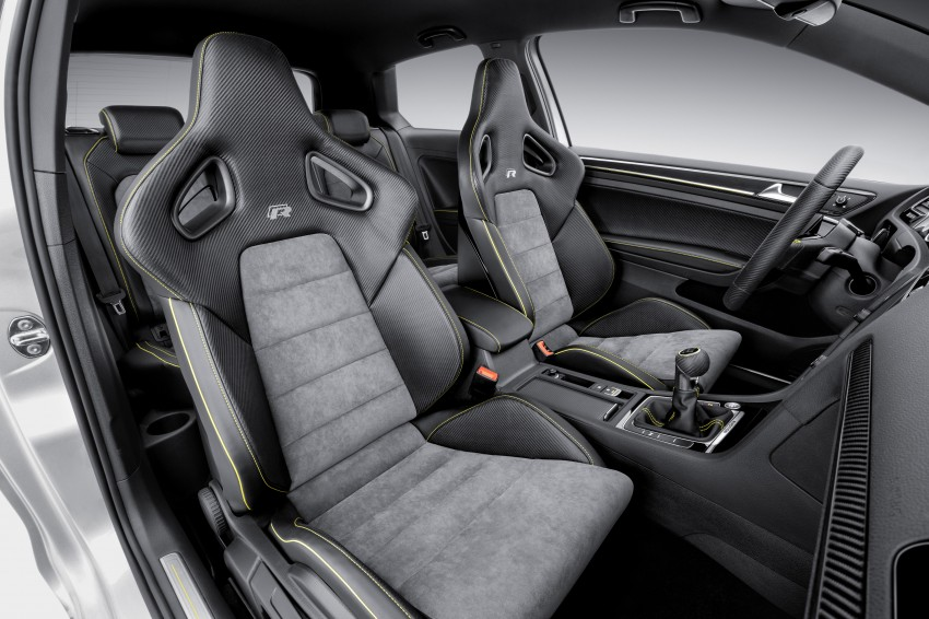 Volkswagen Golf R 400 confirmed for production? Image #287640