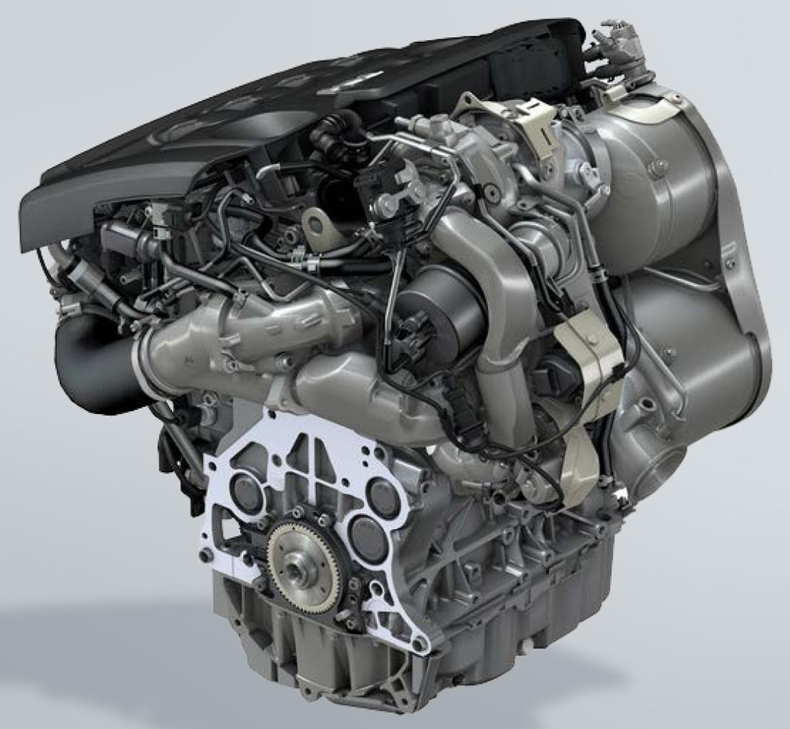 Volkswagen S New 2 0 Litre Diesel Engine With Electric Turbo