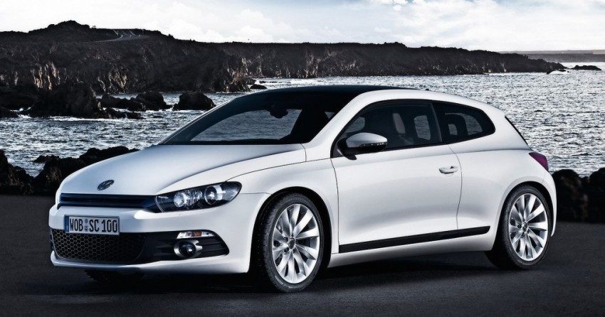 AD: Test drive any Volkswagen model today and stand a chance to win a Volkswagen Scirocco! Image #288927
