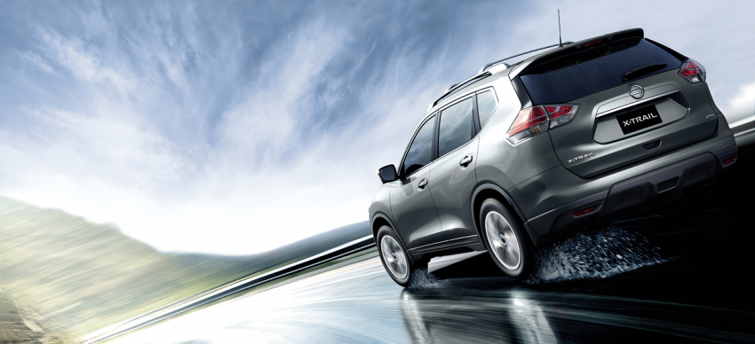Nissan X-Trail makes Thai debut – is Malaysia next? Image #291864