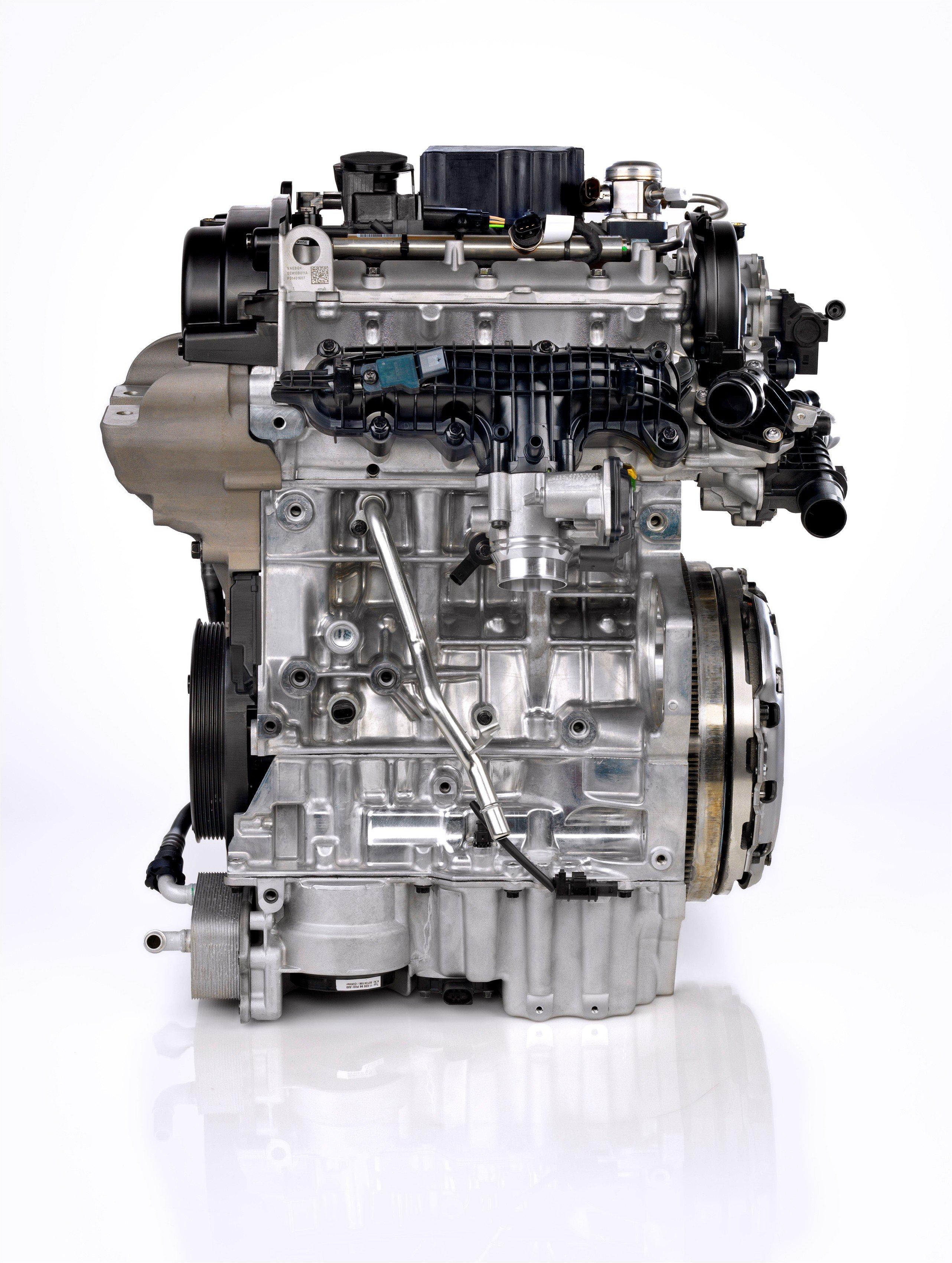 Volvo Developing New Three Cylinder Turbo Engine Image 295927
