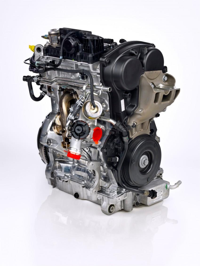 Volvo developing new three-cylinder turbo engine Image #295930