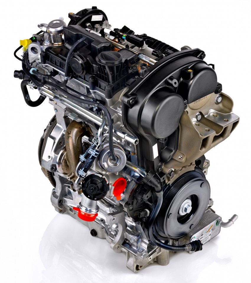 Volvo developing new three-cylinder turbo engine Image #295931