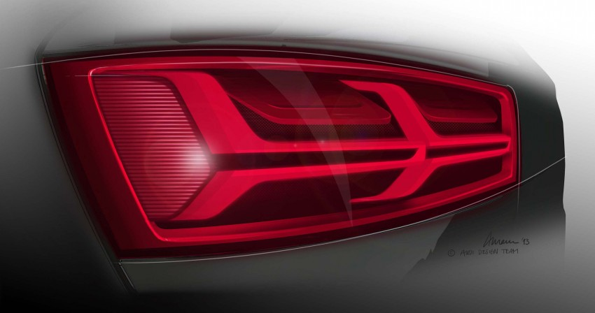 Audi Q7 – second generation 7-seater SUV debuts Image #295860