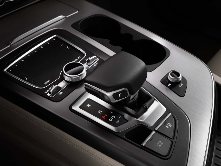 Audi Q7 – second generation 7-seater SUV debuts Image #295889