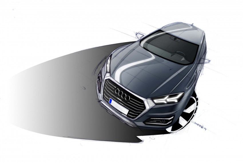 Audi Q7 – second generation 7-seater SUV debuts Image #295891