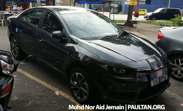 2015-Renault-Fluence-Facelift-Malaysia-Spyshots-004
