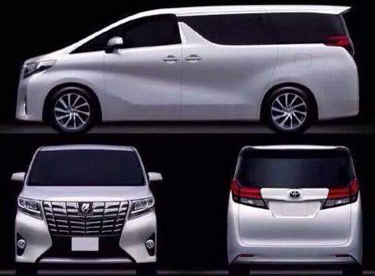 Toyota Alphard, Vellfire leaked – debut in January? Image #297620