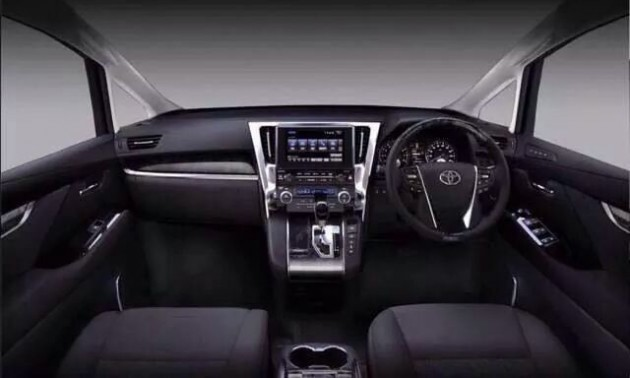 Toyota Alphard Vellfire Leaked Debut In January