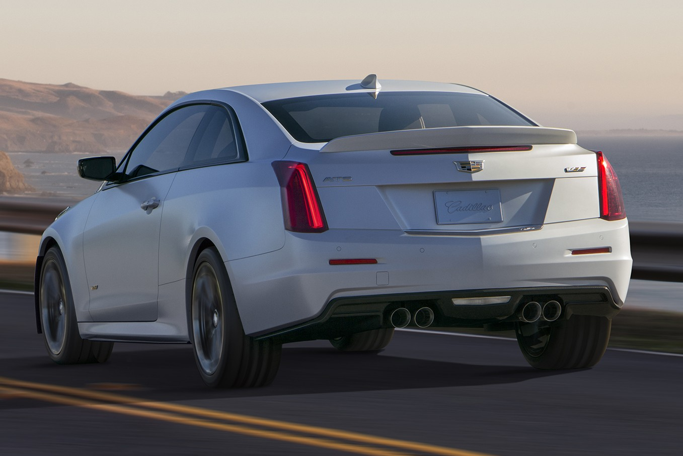 Cadillac Ats Coupe >> Cadillac ATS-V – M3/M4 fighter with 455 hp biturbo V6 Paul Tan - Image 292966