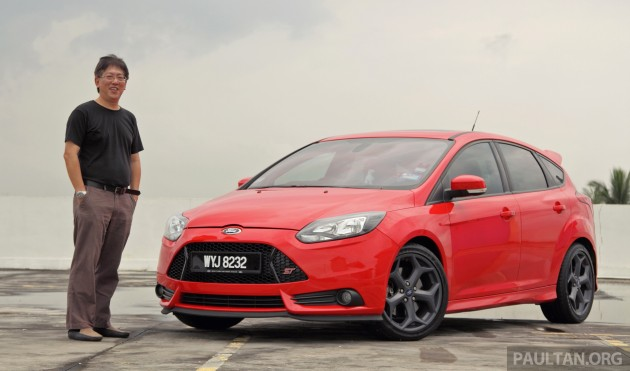 Anthony_Lim_2013_Ford_Focus_ST_ 001