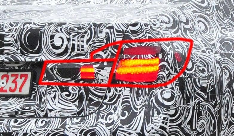 SPYSHOTS: G11 BMW 7 Series mule reveals details Image #293220