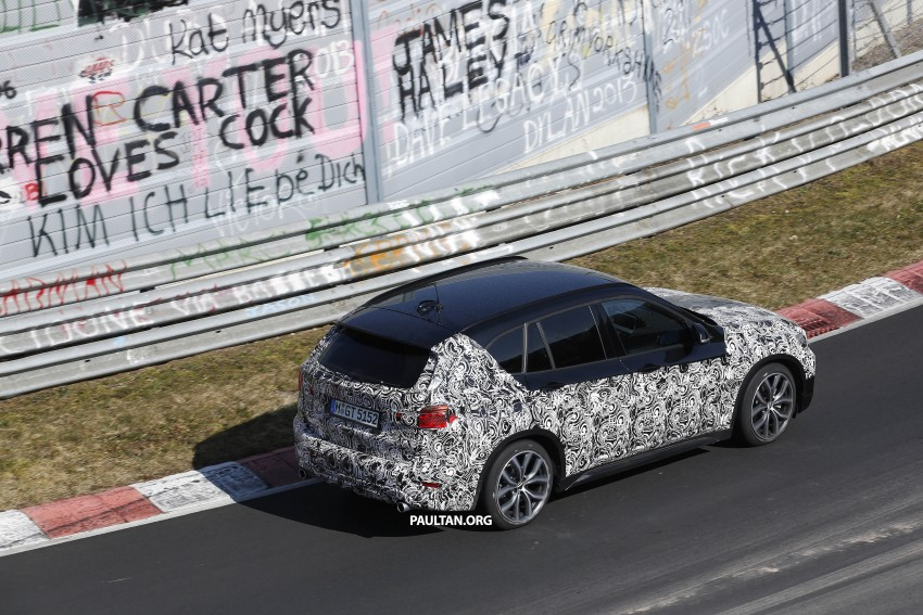 SPIED: F48 BMW X1 – FWD SUV loses some camo Image #319597
