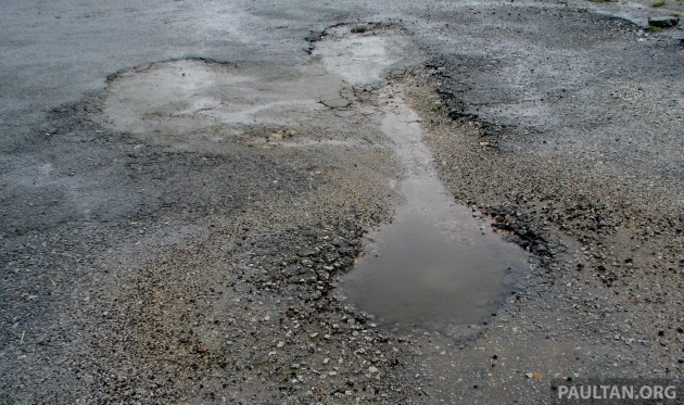 Bad road 2