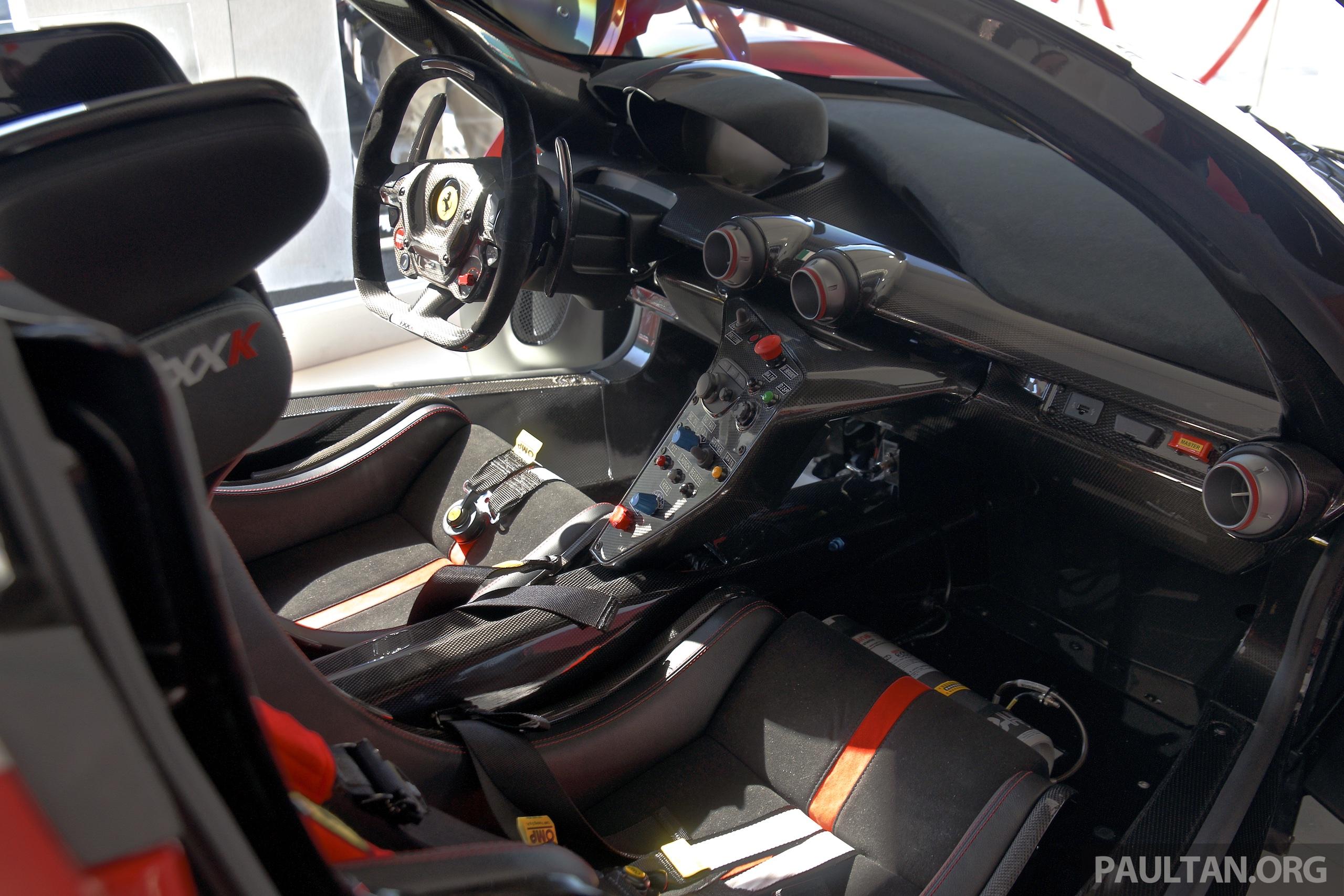 Ferrari Fxx K 19 Paul Tan S Automotive News