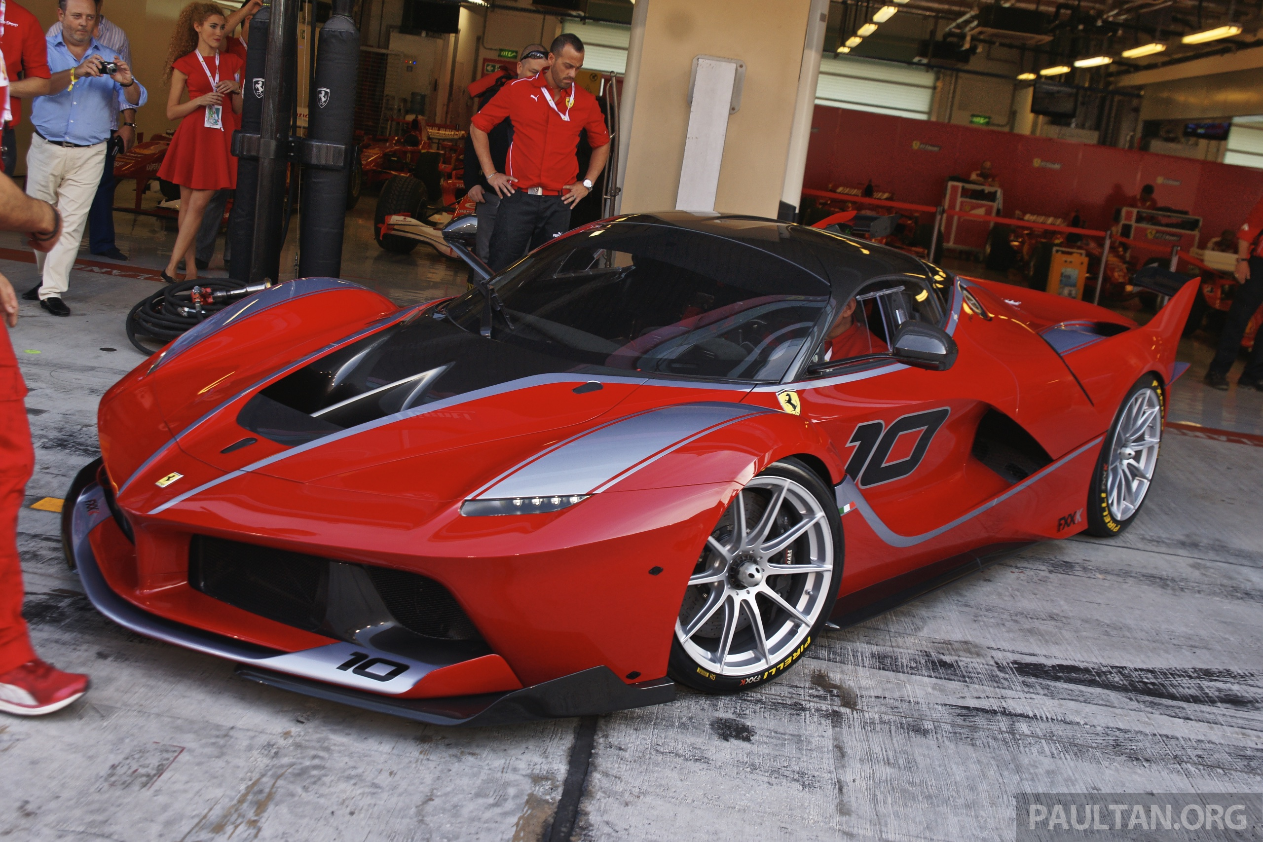 Gallery 1 050 Hp Ferrari Fxx K At Yas Marina Circuit Paul