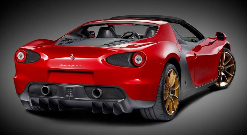 Ferrari Sergio – first of six units arrives in the UAE Image #294243