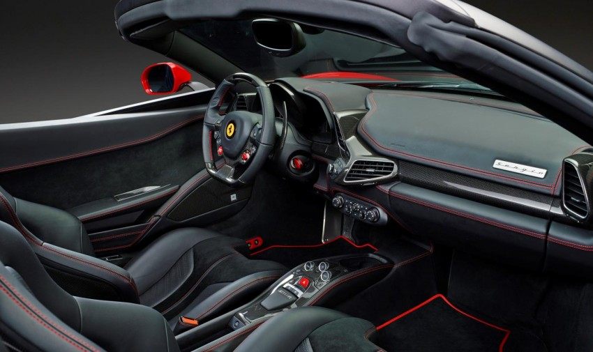 Ferrari Sergio – first of six units arrives in the UAE Image #294244