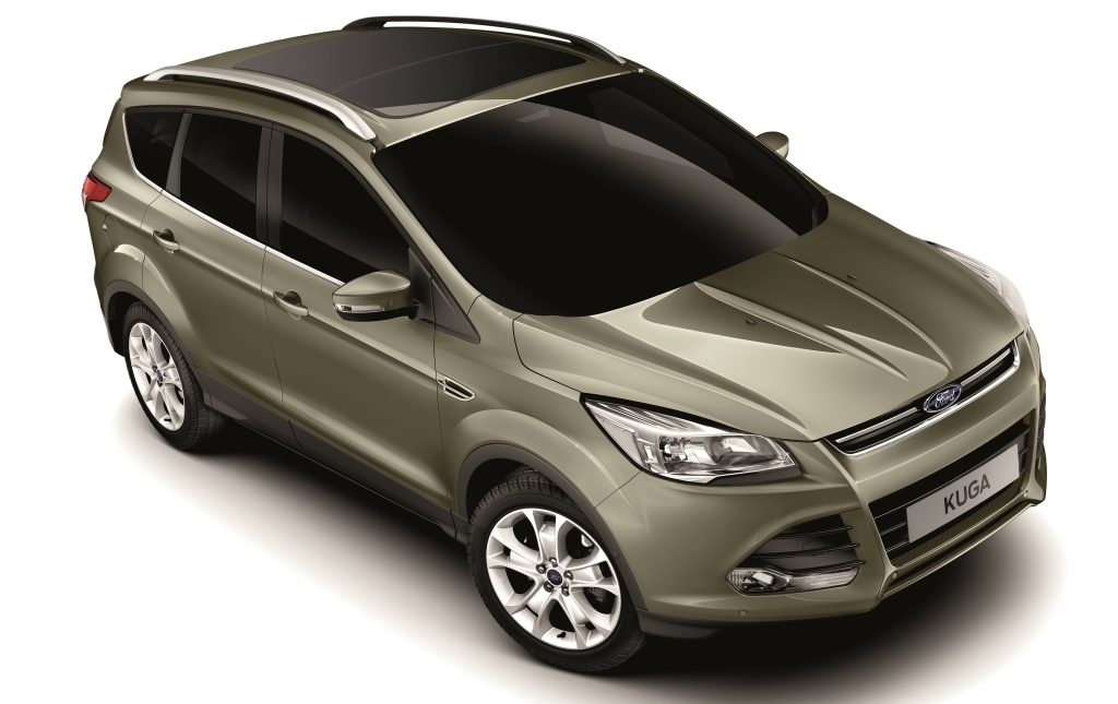 ford kuga st and vignale versions a possibility. Black Bedroom Furniture Sets. Home Design Ideas