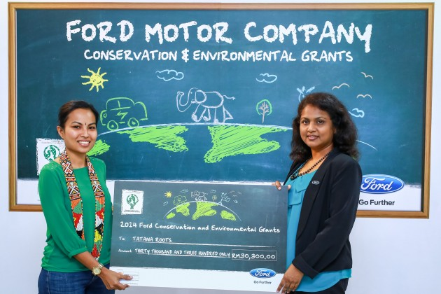 Ford conservation 3