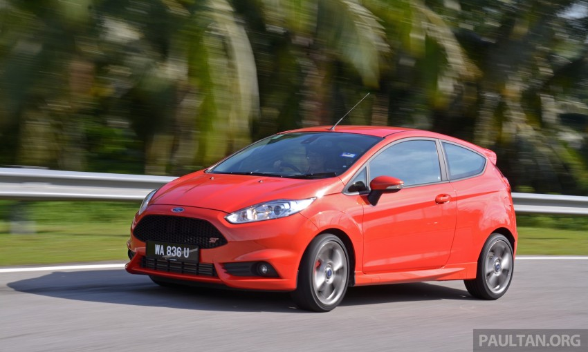 Ford Fiesta ST vs Peugeot 208 GTi vs Renault Clio RS – which one is the best hot hatch on sale in Malaysia? Image #297882