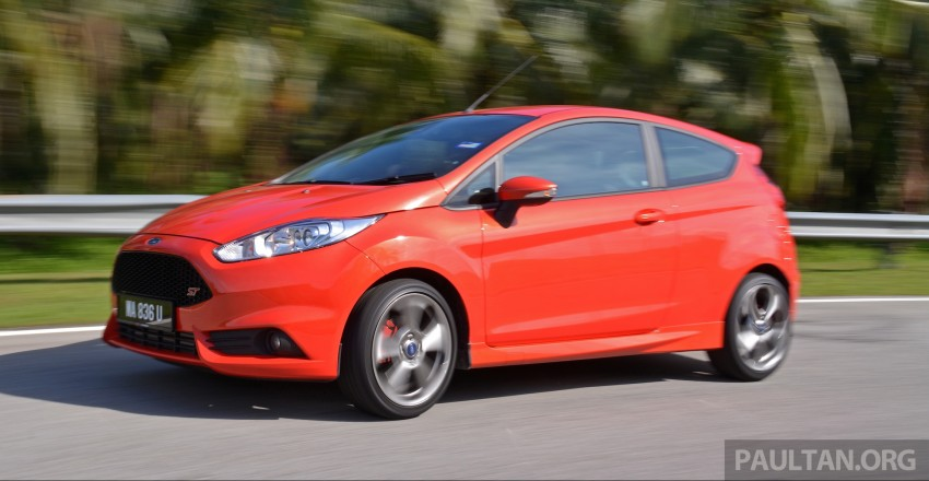 Ford Fiesta ST vs Peugeot 208 GTi vs Renault Clio RS – which one is the best hot hatch on sale in Malaysia? Image #297883