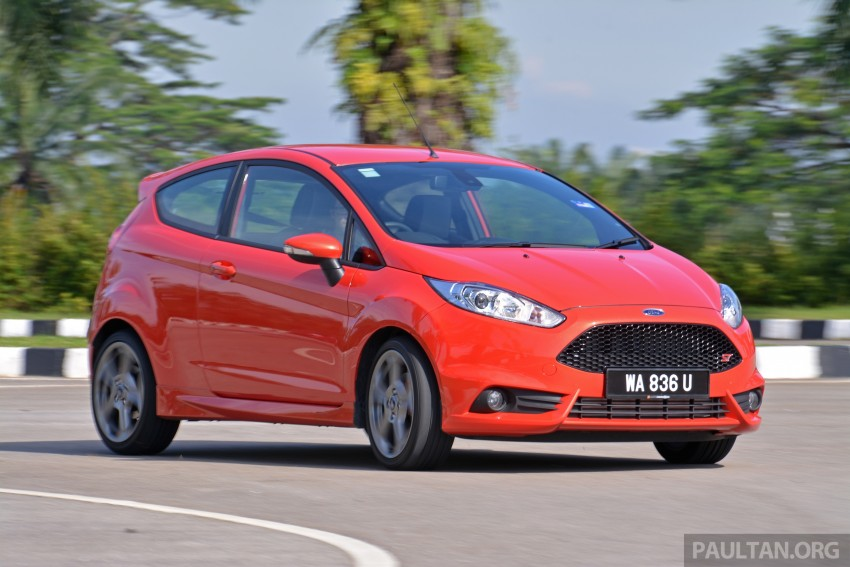 Ford Fiesta ST vs Peugeot 208 GTi vs Renault Clio RS – which one is the best hot hatch on sale in Malaysia? Image #297886