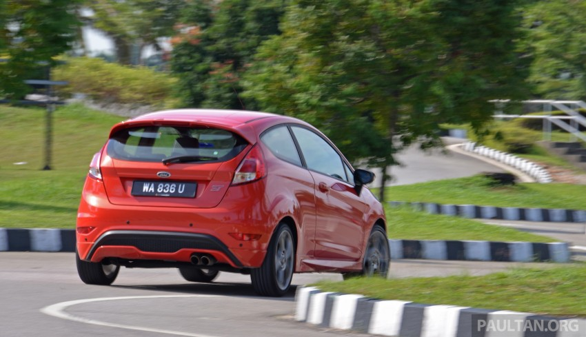Ford Fiesta ST vs Peugeot 208 GTi vs Renault Clio RS – which one is the best hot hatch on sale in Malaysia? Image #297887