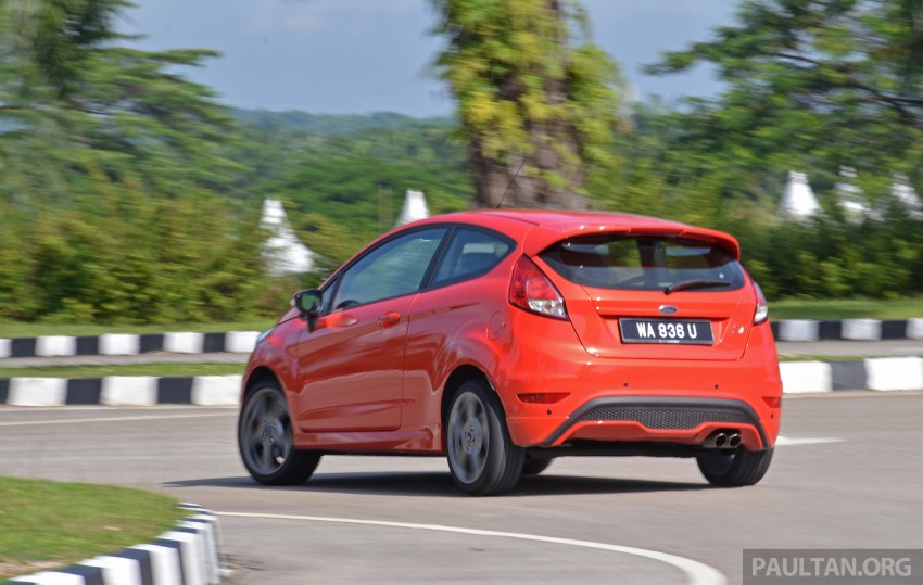 Ford Fiesta ST vs Peugeot 208 GTi vs Renault Clio RS – which one is the best hot hatch on sale in Malaysia? Image #297888