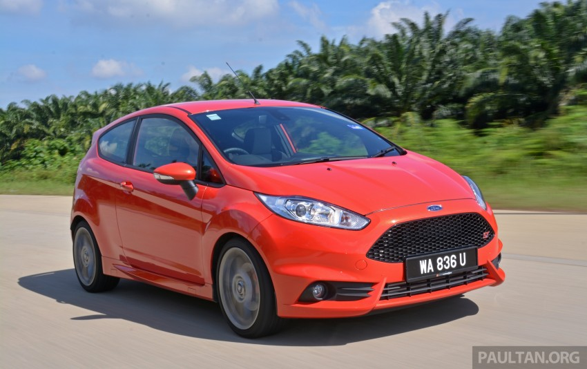Ford Fiesta ST vs Peugeot 208 GTi vs Renault Clio RS – which one is the best hot hatch on sale in Malaysia? Image #297892
