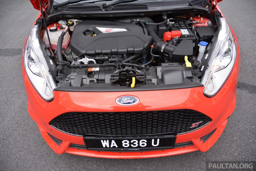 Ford Fiesta ST vs Peugeot 208 GTi vs Renault Clio RS – which one is the best hot hatch on sale in Malaysia? Image #297916