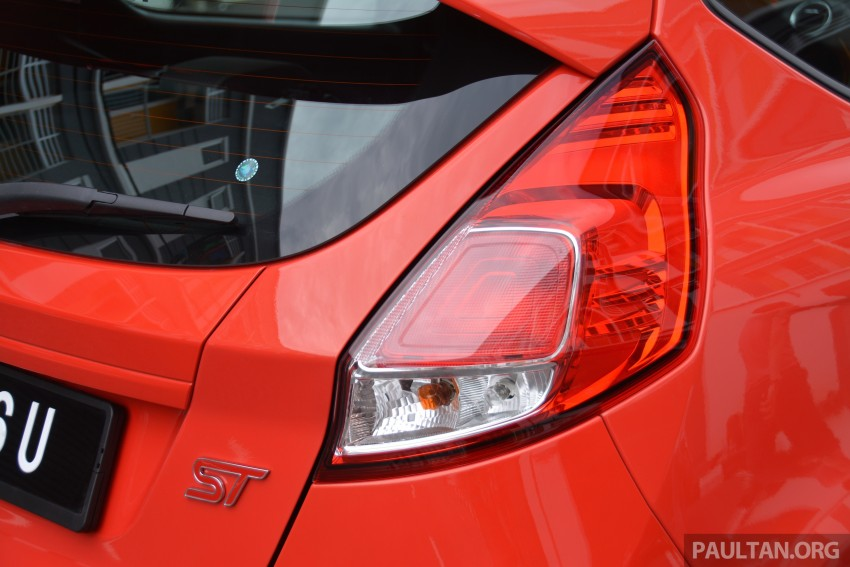 Ford Fiesta ST vs Peugeot 208 GTi vs Renault Clio RS – which one is the best hot hatch on sale in Malaysia? Image #297917