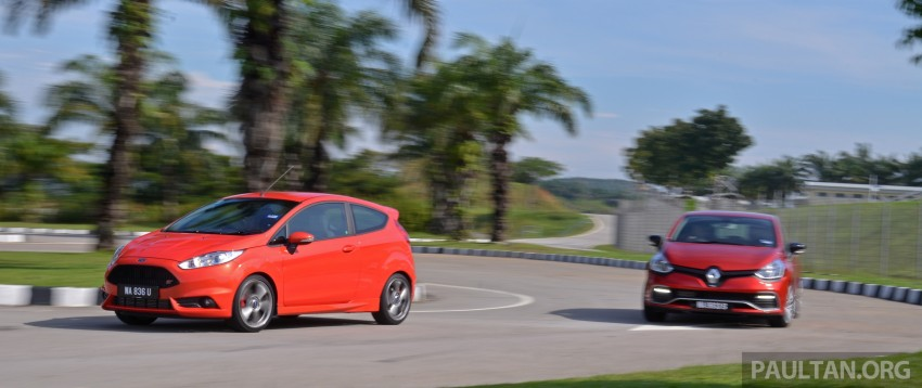 Ford Fiesta ST vs Peugeot 208 GTi vs Renault Clio RS – which one is the best hot hatch on sale in Malaysia? Image #297775