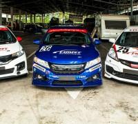 HMRT S1K Race Cars