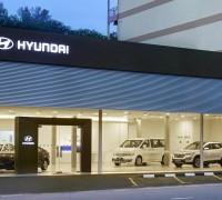 Hyundai Premium Autoworld - Exterior