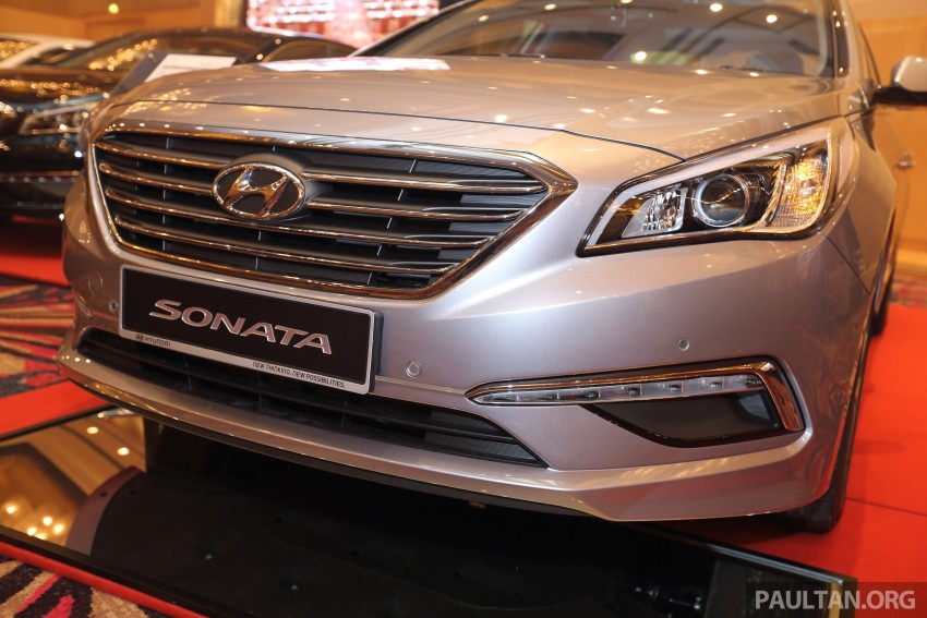 New Hyundai Sonata LF launched in Malaysia – three 2.0L variants, CBU from RM139k to RM154k Image #294491